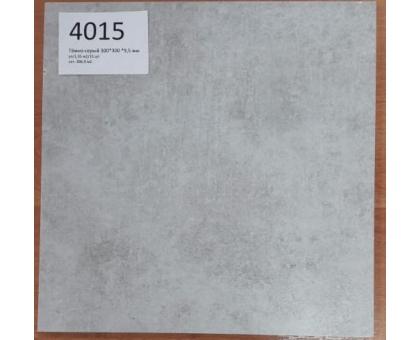 Керамогранит 4015 серый 300x300x9,5