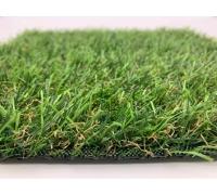 Искусственная трава 4 тона высотой 20мм; ширина 2м