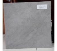 Керамогранит песчаник светло-серый матовый 600x600