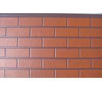 Фасадная панель Ханьи Baikal AK10-012 3800x380x16/0,3 мм