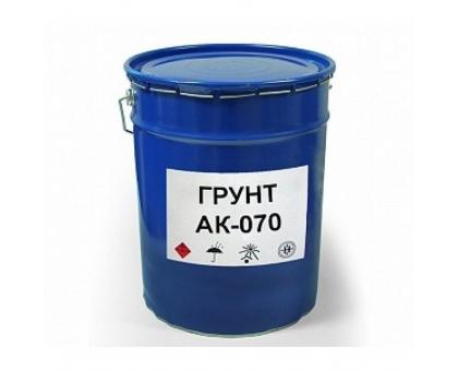 Грунтовка АК-070 (желт.) 1уп-20кг