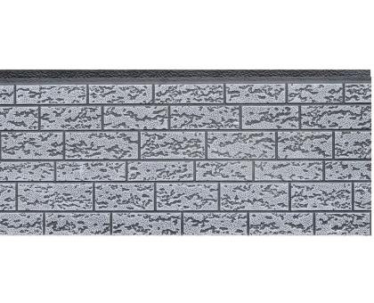 Фасадная панель Ханьи Baikal AK2-008 3800x380x16/0,3 мм