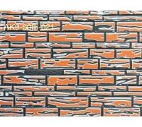 Фасадная панель Ханьи Baikal AK9-008-021 3800x380x16/0,3 мм