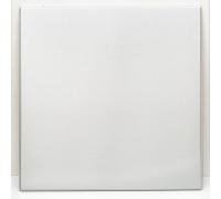 Кассета Албес AP600A6-N-E Эконом, 600x600x0,3 мм, Tegular 45°, Белый матовый, Алюминий