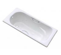 Ванна чугунная 1500х750х420 с ручками Donni