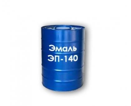 Эмаль ЭП-140 (чёрн.) 1уп-25кг