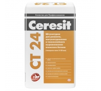 Ceresit ст 24 Штукатурка для ячеистого бетона 25 кг
