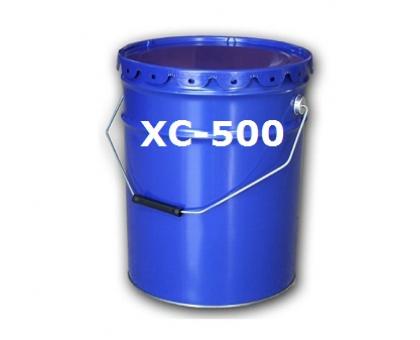Ингибированный состав XC-500 (серый) 1уп-51,4кг