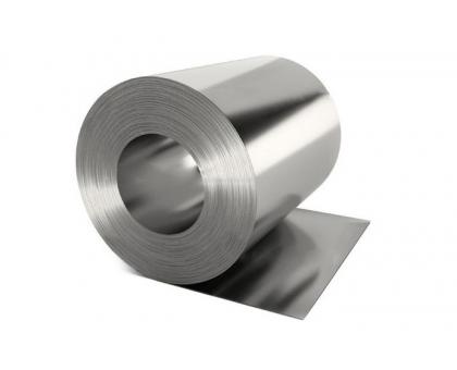 Алюминизированная кремнистая сталь в рулонах 0,38x1250мм