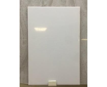 Керамическая стеновая плитка белая 200x300
