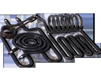 """Воздушные тэны СТ-10, диам.13мм с букв""""О"""" 125а13/1,0-S-220-ф2"""