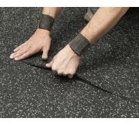 Резиновое рулонное покрытие Микс 15% (плотность 1100) толщ.12 мм