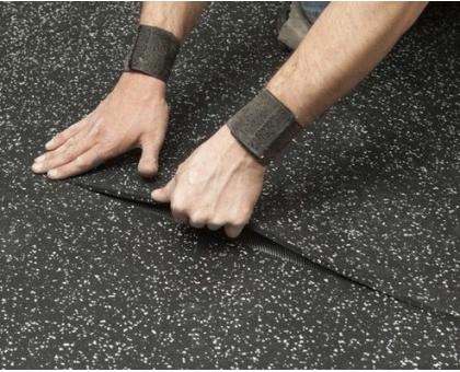 Резиновое рулонное покрытие АНТ Комби Флекс ЭКО Монолит (плотность 1300) толщ.40 мм