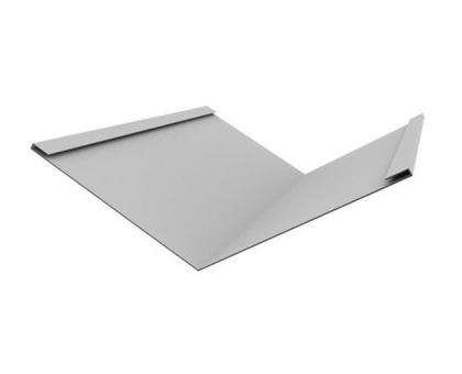 Ендова нижняя оцинк 290x290 мм, длина 2500мм