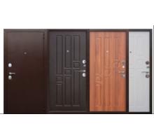Металлическая дверь Гарда 8 мм Венге, Рустикальный дуб, Белый ясень 2050x860(960)x60 наполнение пенополистирол