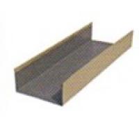 Швеллер базовый окрашенный 3000x150