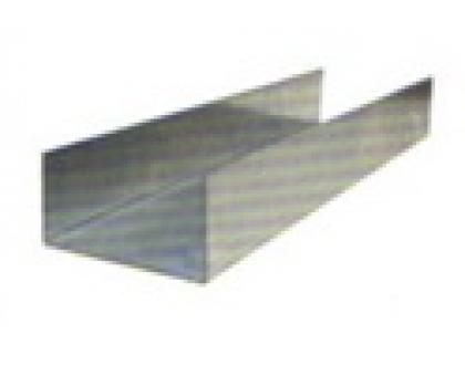 Швеллер базовый оцинкованный 3000x50
