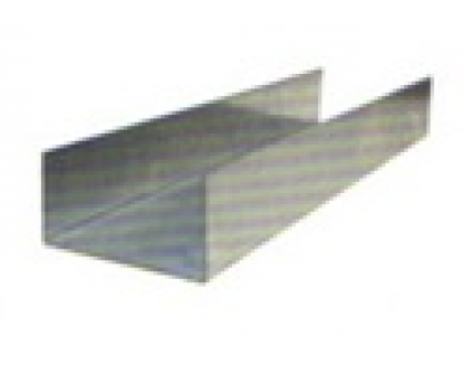 Швеллер базовый оцинкованный 3000x125