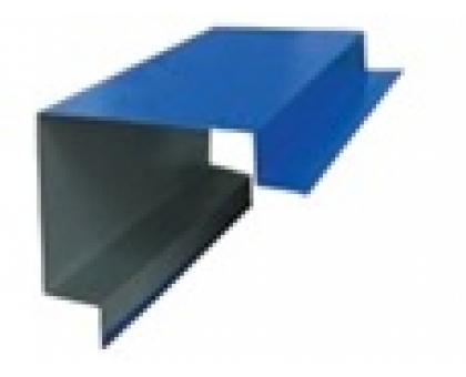 Уголок внешний панель 125мм (10х30х10х180х180х10х30х10)