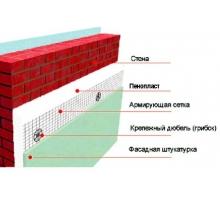 ПСБ-С Фасад Эконом (М25, ППС 20РА) от 20 до 500мм