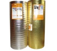 Мегафлекс  СКОТЧ алюминевый 50ммx50м (NOVA ROLL)