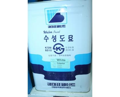 Краска водоэмульсионная ksm6010 sea horse 4л