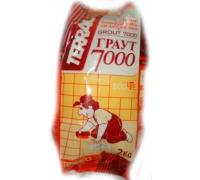 Затирка Terraco grout 5000 2 кг слоновая кость
