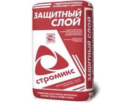 СТРОМИКС  Защитный слой, 25 кг