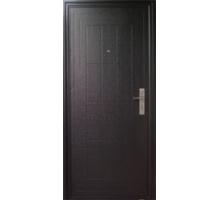 Дверь метал. Строительная 2050х860х40 левая К13 + 1б. пены монтажной Атом 60