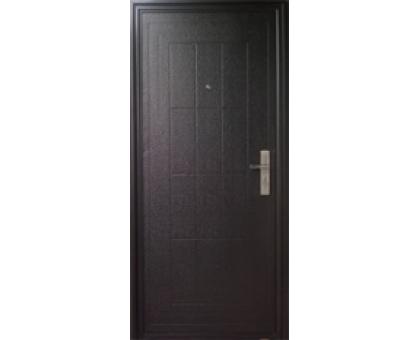 Дверь метал. Строительная 2050х960х40 левая К13+ 1б. пены монтажной Атом 60