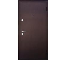 Дверь метал. Авангард JS1202 2050х860х80 беленный дуб левая + 1б. пены монтажной Атом 60 утепл. Пенополистирол