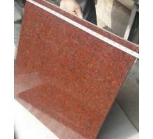 Плитка гранитная Империал Ред (Imperial Red) 600x600x18 полировка