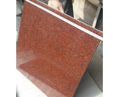 Плитка Империал Ред 600X300X18 термообработка