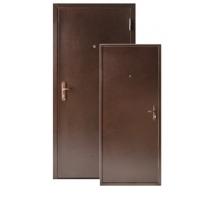 Металлическая дверь Стройгост 5-1 метал внутр.открывание открывание 2060x880(980)x50 левая (наполнение жесткий ячеистый гофрокартон)