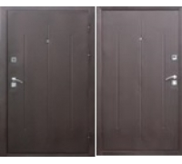 Металлическая дверь Стройгост 7-2 метал. 2050x860(960)x70 наполнение минер.плита