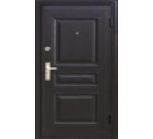 Металлическая дверь К700-2 2050x860(960)x65 2 петли,наполнение жесткий ячеистый гофрокартон