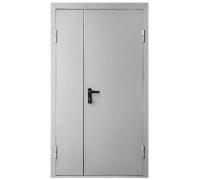 Противопожарная метал дверь 2050x860 (2050x960) огнестойкая минеральная вата , без окна