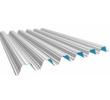 Профнастил С-10 Оцинкованный толщина-0,7мм, ширина-1155x1100мм, Длина до 13000мм