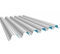Профнастил С-10 Окрашенный толщина-0,45мм, ширина-1155x1100мм, Длина до 13000мм