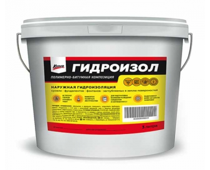 ПБК Гидроизол КИПЕР 3л.