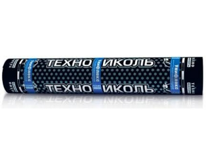 Унифлекс ТКП сланец серый 1м10м 49,6кг (рул)