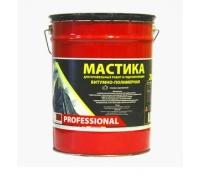 Мастика битумно-полимерная СТН Professional, ведро 3 кг
