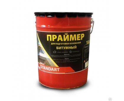 Праймер битумный СТН Professional, ведро 20 л