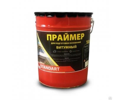 Праймер битумный СТН Standart, ведро 18 л