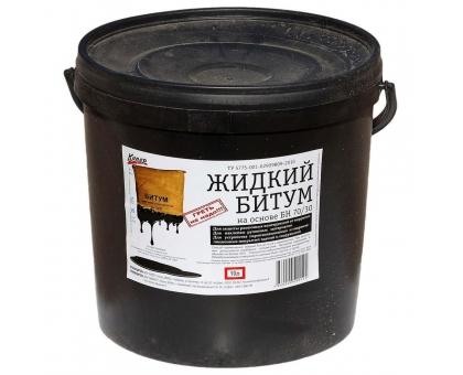 Жидкий битум 10л. на основе БН 70-32