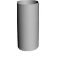 ТРУБА водосточная 85 х 3000 мм (шоколад)