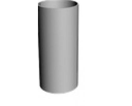 ТРУБА водосточная 85 х 3000 мм (пломбир)