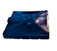 Горизонтальная узкая емкость для дверных проемов ГУ1500 (172x162x73) 1500л