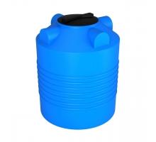 Цилиндрическая вертикальная емкость Ц300 (d74х92) 300 л