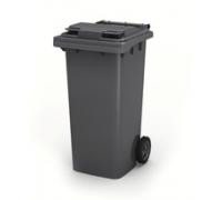 Контейнер для мусора 120л с крышкой, стойкостью t от -20 до +60